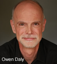 Owen Daly, Actor